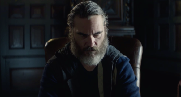 Movie Review: 'You Were Never Really Here' is an enthralling experience that stays just out of arm's reach