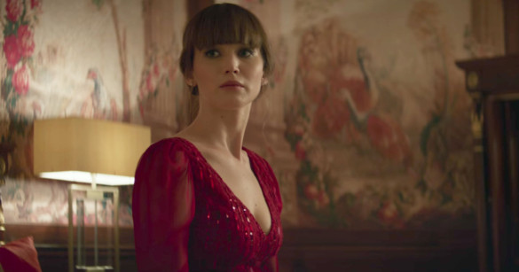 "Movie Review: The Lawrences keep ""Red Sparrow"" above flawed ground"
