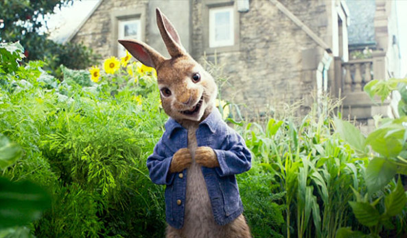 Movie Review: 'Peter Rabbit' is pleasant under one condition