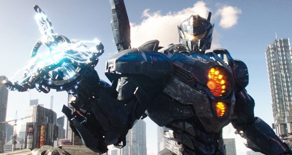 Movie Review: 'Pacific Rim Uprising' dives straight for the scrapyard