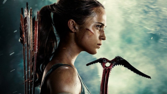 Movie Review: 'Tomb Raider' almost nails the game-to-film leap
