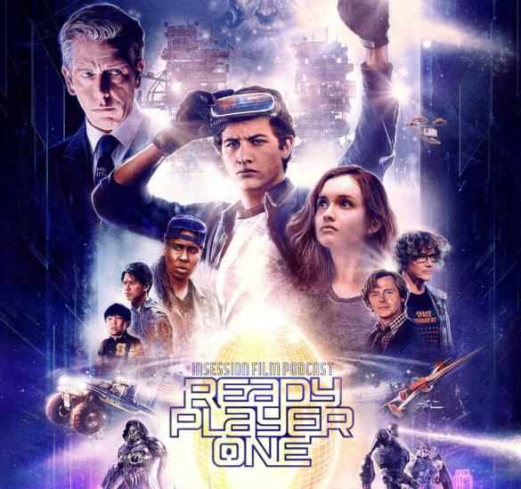 Podcast: Ready Player One / Top 3 Nostalgic Movies / Ikiru – Episode 267