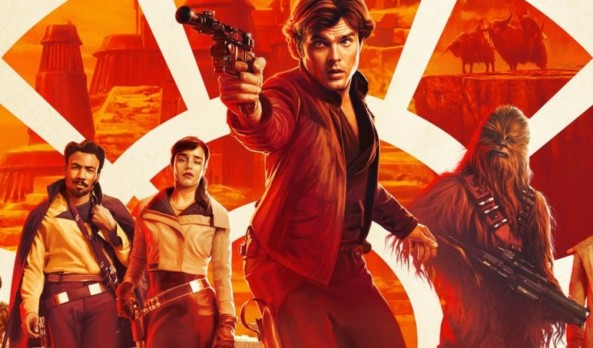 Movie Review: While fun, 'Solo' consistently stifles the rebel
