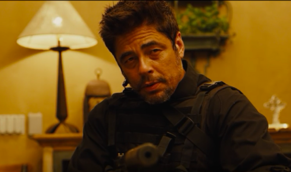 Poll: What is your favorite Benicio del Toro role?