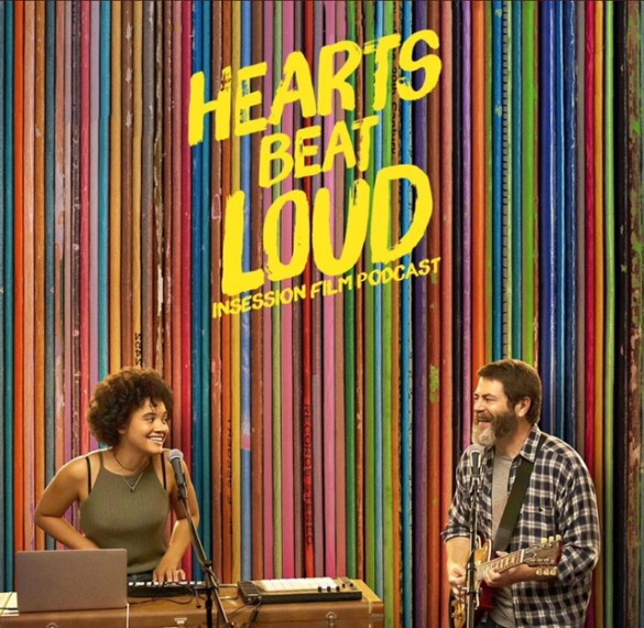 Podcast: Hearts Beat Loud / How to Talk to Girls at Parties – Extra Film