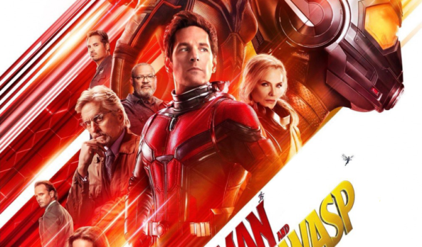 Podcast: Ant-Man and the Wasp / Top 3 Sense of Scale Movies – Episode 281