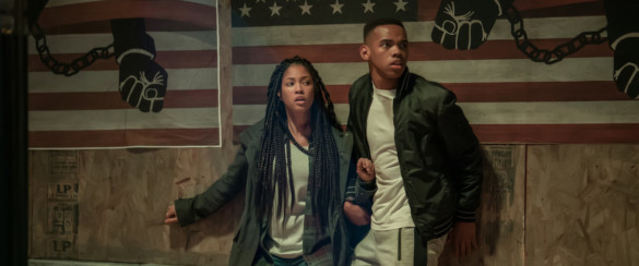 Movie Review: 'The First Purge' is a confusing movie for a confusing time