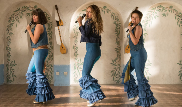 Mamma Mia: Let's NEVER Go Again