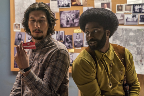 Movie Review: Spike Lee returns with the wildly eccentric 'BlackKklansman'
