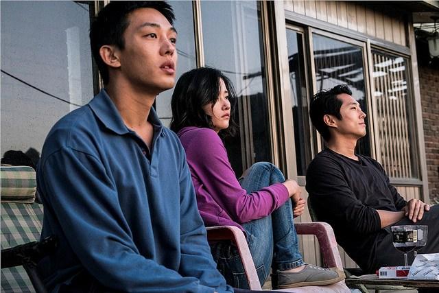 Ah-In Yoo, Jong-seo Jeon, Steven Yuen