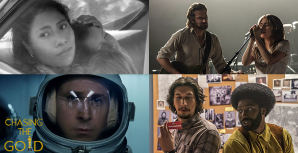 Podcast: 2019 Best Picture Race – Chasing the Gold Ep. 1