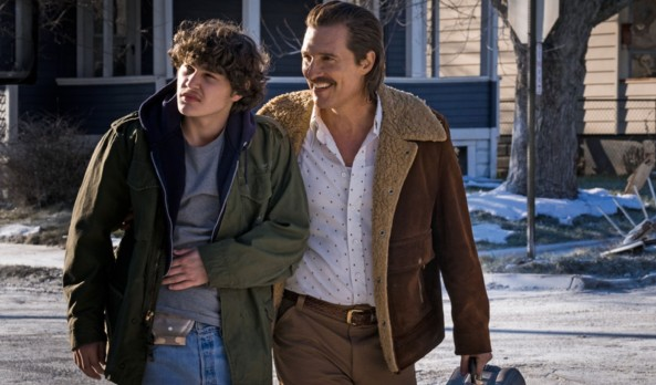 Movie Review: 'White Boy Rick' never seems to get off the ground