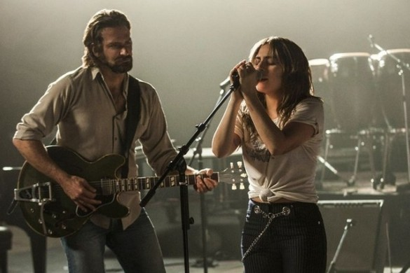 Movie Review: Lady Gaga is a star in 'A Star is Born'