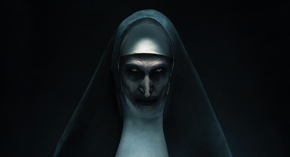 Movie Review: Paying to see 'The Nun' should be considered a sin