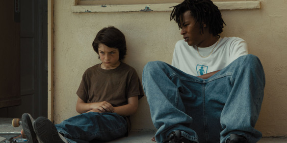 "Movie Review: 'Mid90s"" thrives in vivid realism and point of view"