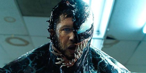 Movie Review: Sony's 'Venom' is a light that's gone out far too soon
