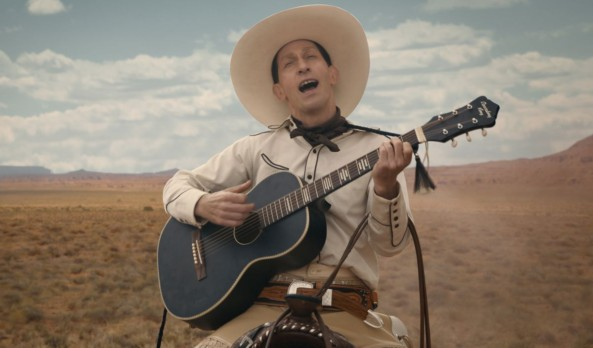 Movie Review: 'The Ballad of Buster Scruggs' is the perfect canvas for the unique art of the Coen Brothers