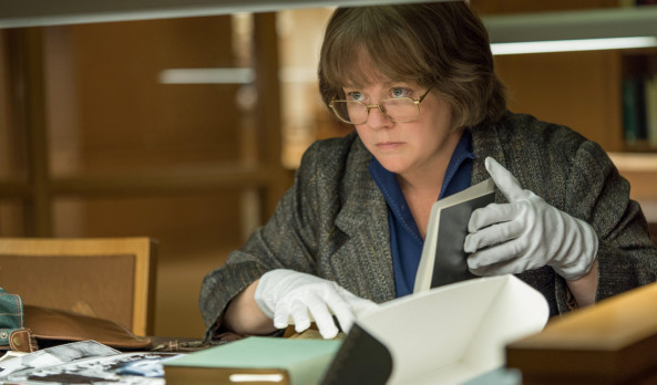 Movie Review: 'Can You Ever Forgive Me?' features an outstanding Melissa McCarthy