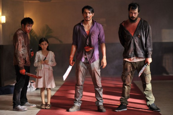 Movie Review: 'The Night Comes For Us' is a visual feast of ferocious mayhem
