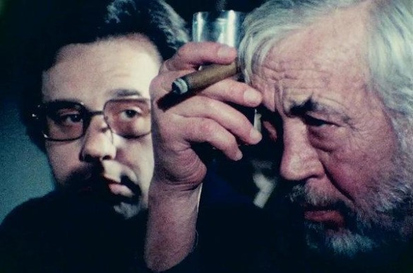 Movie Review: 'The Other Side of the Wind' is a jumbled film that parallels the life of Orson Welles himself