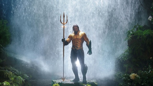 Movie Review: 'Aquaman' is a fun, action-packed win for the DCEU