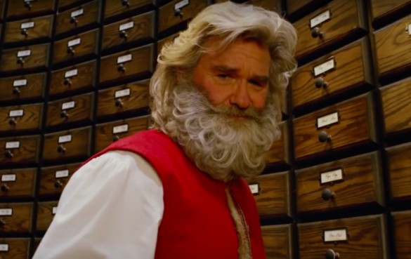 Movie Review: 'The Christmas Chronicles' is a family Christmas tale that leaves some to be desired