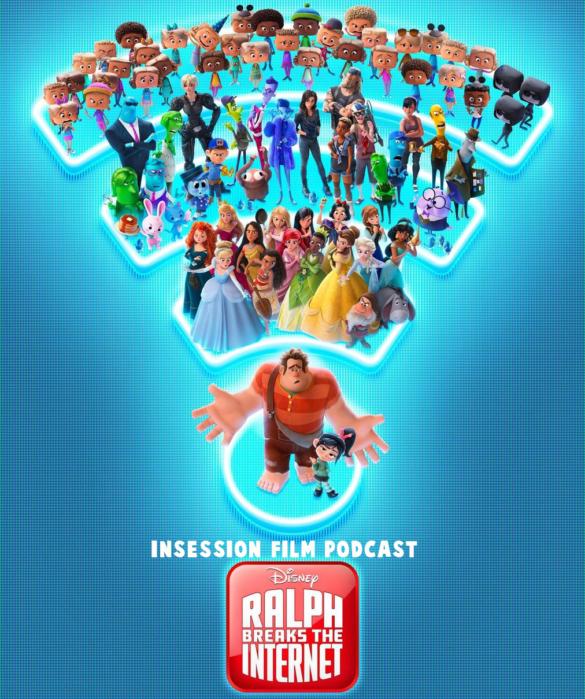 Podcast: Ralph Breaks the Internet / Mirai – Extra Film