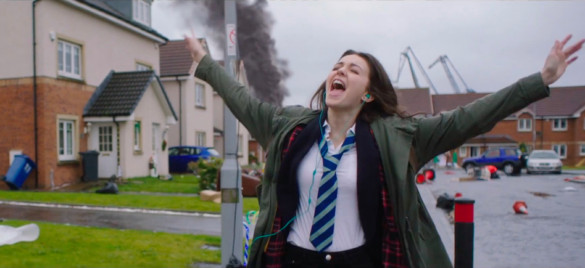 Movie Review: 'Anna and the Apocalypse' is a zombie Christmas musical, enough said