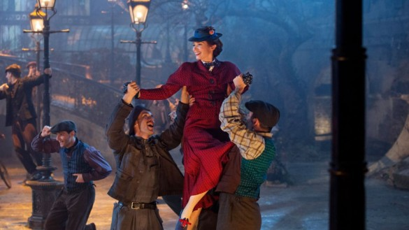 Movie Review: 'Mary Poppins Returns' is practically perfect in every way, well almost anyway