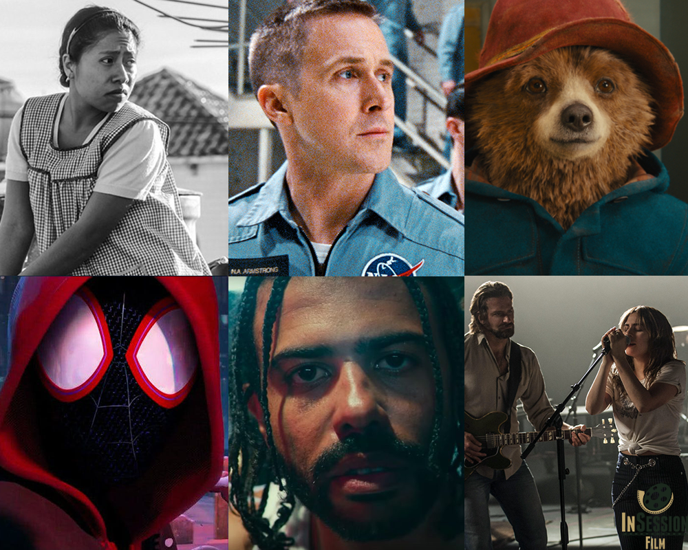 Preview Insession Film Awards Top 10 Movies Of 2018