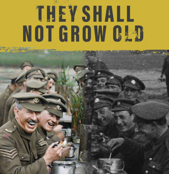 Podcast: They Shall Not Grow Old / Of Fathers and Sons – Extra Film