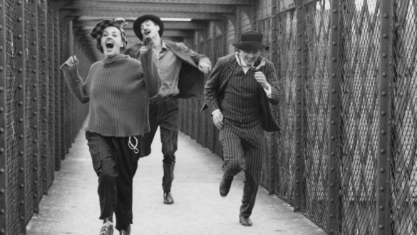 Featured: Let's Frolic – Friends And Their Fun On Film