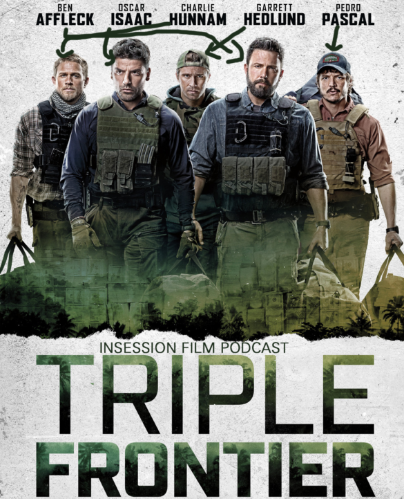 Podcast: Triple Frontier / Top 3 Character Nicknames – Episode 317