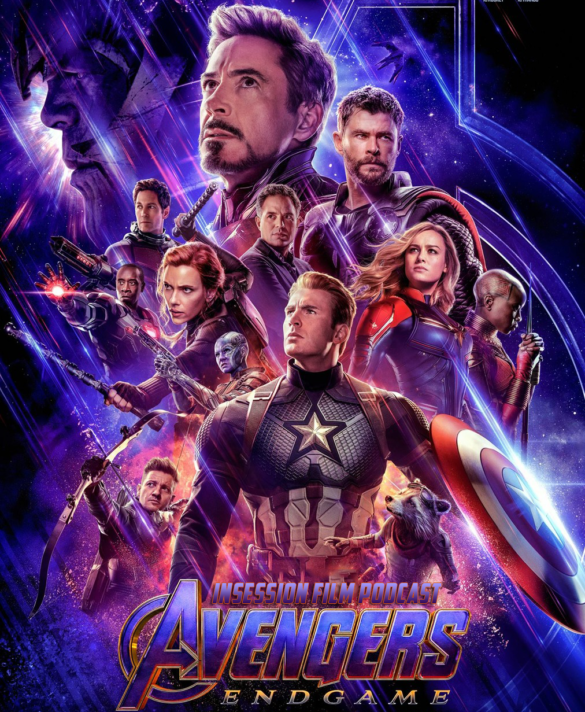 Podcast: Avengers: Endgame – Episode 323