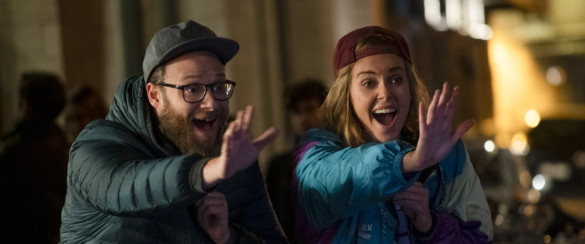 Movie Review: 'Long Shot' is long on heart and laughs