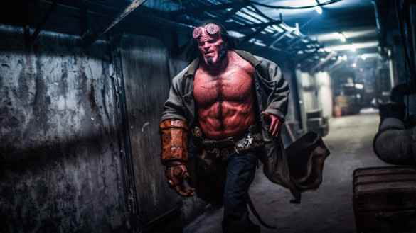 Movie Review: 'Hellboy' reboot is as bad as it gets