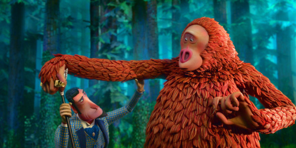 Movie Review: Few qualities are lost in Laika's 'Missing Link'