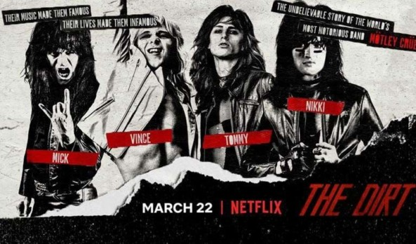 """Movie Review: 'The Dirt' lives less on the """"Wild Side"""", and is just more of the """"Same Ol' Situation"""""""