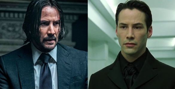 Poll: Which Keanu Reeves role will he be remembered for more? John Wick or Neo