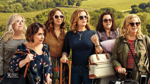 """Movie Review: """"Wine Country"""" has notes of real-life SNL friendship, but the aftertaste falls flat"""
