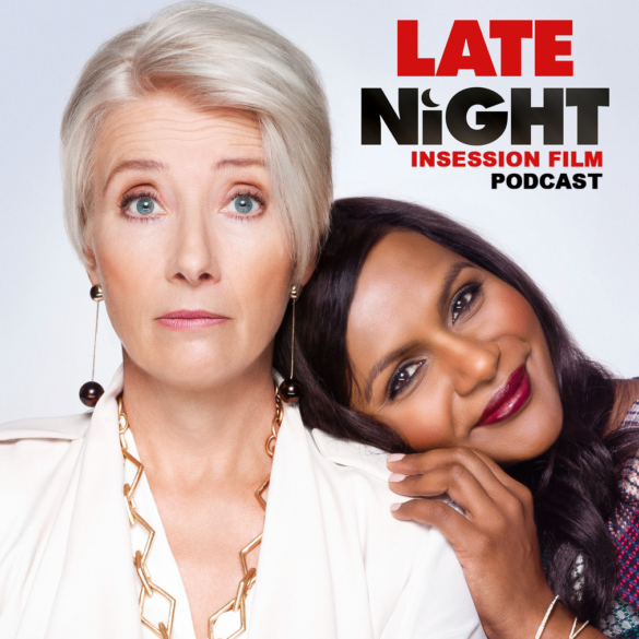 Podcast: Late Night / The Dead Don't Die – Extra Film