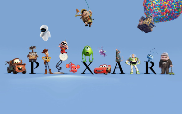 List: Top 3 Pixar Characters