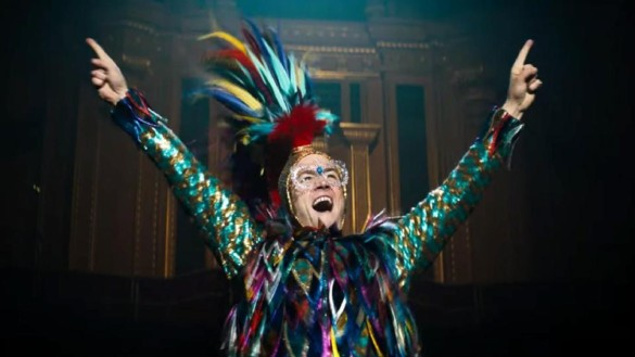 Movie Review: 'Rocketman' is a musical biopic we can be proud of
