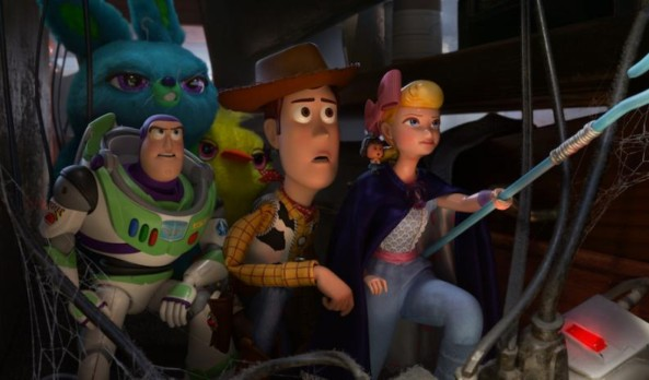 Movie Review: The great 'Toy Story 4' does the impossible