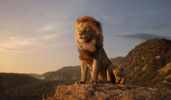 Movie Review: 'The Lion King' is technically marvelous but not much beyond that