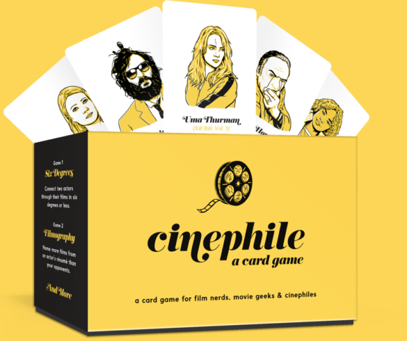 Podcast: Cinephile: A Card Game (Round 2) – Ep. 342 Bonus Content