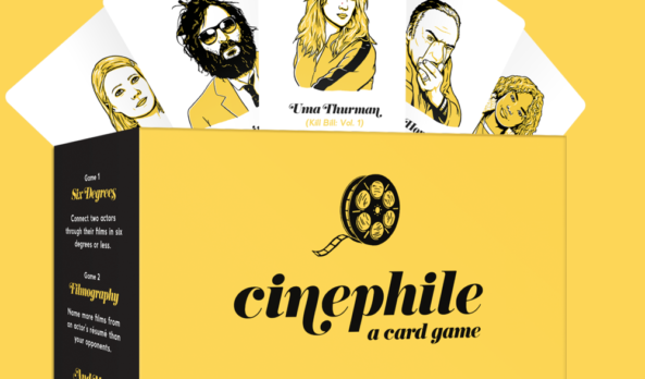 Podcast: Cinephile: A Card Game – Ep. 338 Bonus Content