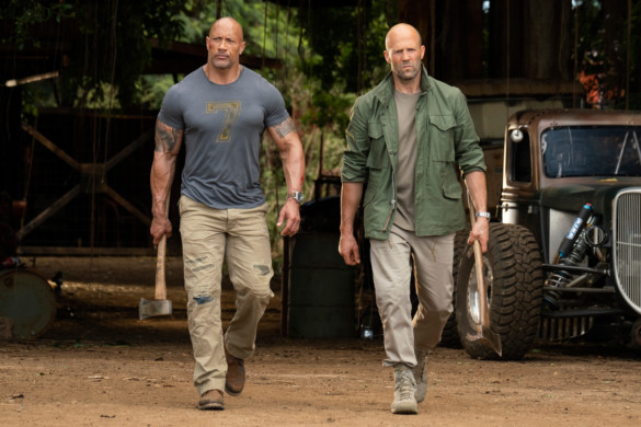 Movie Review: 'Hobbs & Shaw' is a crazy, but fun, entry into the 'Fast & Furious' franchise