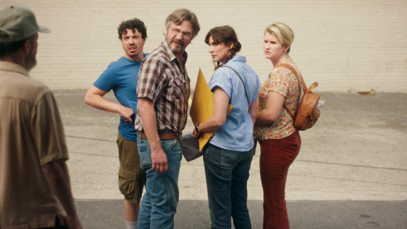 Movie Review: 'Sword of Trust' slices through conspiracy culture with humor and insight