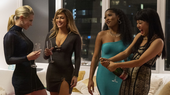 Movie Review: 'Hustlers' dazzles with complexity and great performances
